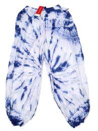 Pantalon hippie Tie Dye AMPLIO PAJU03 para comprar al por mayor o detalle  en la categoría de Bisutería Hippie Étnica Alternativa.