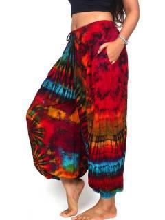 Pantalones Hippie Harem - Pantalon hippie Tie Dye AMPLIO [PAJU03] para comprar al por mayor o detalle  en la categoría de Ropa Hippie Alternativa para Mujer.