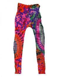 Pantalón hippie largo Mod Rojo