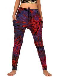 Pantalón hippie largo detalle del producto