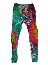 Pantalón hippie largo Mod Verde