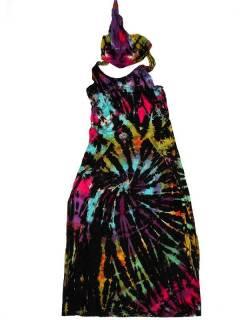 Pantalon Mono  hippie Tie Dye PAJU07 para comprar al por mayor o detalle  en la categoría de Artículos Artesanales.