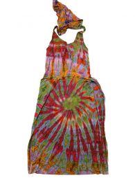 Pantalones Hippies Harem Boho - Pantalón mono hippie PAJU07 - Modelo M03