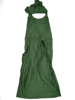 Pantalones Hippie Harem - Pantalón mono hippie PAJU07P - Modelo Verde