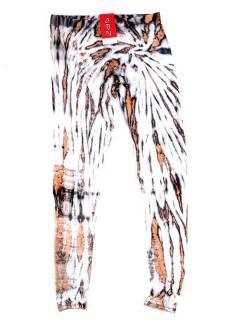 Pantalones Hippie Harem - Pantalón hippie tipo PAJU10 - Modelo Blanco