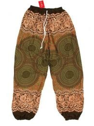 Wide rayon mandala pants PAPA02 to buy wholesale or detail in the category of Alternative Hippie Accessories.