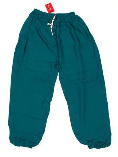 Wide unisex plain rayon pants PAPA11 to buy in bulk or in detail in the category of Alternative Hippie Accessories.