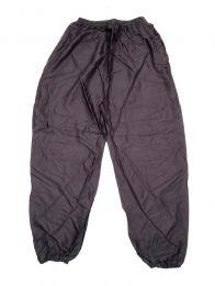 Pantalones Hippie Harem - Pantalón unisex hippie PAPA11 - Modelo Gris