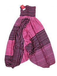 Pantalon árabe rayón rayas PAPA14 para comprar al por mayor o detalle  en la categoría de Bisutería Hippie Étnica Alternativa.
