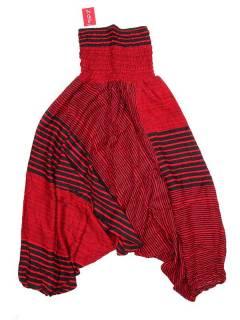 Pantalon árabe rayón rayas PAPA14 para comprar al por mayor o detalle  en la categoría de Outlet Hippie Étnico Alternativo.