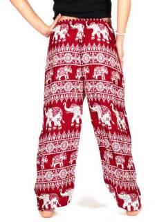 Pantalones Hippies Harem Yoga - Pantalón unisex hippie PAPA16.