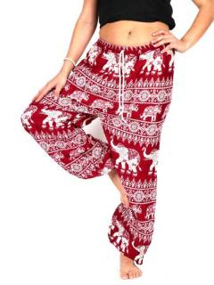Wide rayon elephants pants, to buy wholesale or detail in the category of Hippie and Alternative Clothing for Men | ZAS Hippie Store. [PAPA16]
