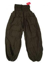 Pantalon amplio rayón liso PAPA19 para comprar al por mayor o detalle  en la categoría de .