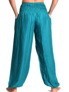 Pantalones Hippies Harem Yoga - Pantalón unisex hippie PAPA19.
