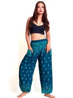 Pantalones Hippies Harem Yoga - Pantalón unisex hippie PAPA20.