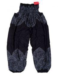 Pantalon amplio estampado étnico PAPA21 para comprar al por mayor o detalle  en la categoría de Complementos Hippies Alternativos.