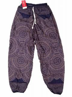 Pantalones Hippie Harem - Pantalón unisex hippie PAPA22 - Modelo Morado