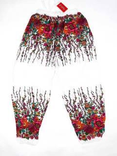 Hippie Harem Pants - Unisex hippie pants PAPA23 - Model Pink