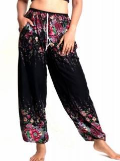 Pantalones Hippies Harem Yoga - Pantalón unisex hippie PAPA23.