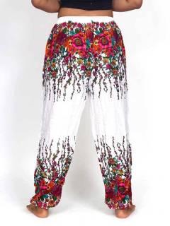 Pantalones Hippie Harem - Pantalón unisex hippie PAPA23.
