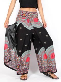 Pantalons hippie à jambes croisées pour acheter en gros ou en détail dans la catégorie Vêtements hippie pour femmes | Magasin alternatif ZAS [PAPI04].