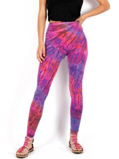 Hippie leggings Tie Dye PAPN01 to buy wholesale or detail in the category of Women's Hippie Clothing | ZAS Alternative Store.