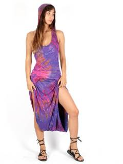 Pantalon Mono  hippie Tie Dye PAPN03 para comprar al por mayor o detalle  en la categoría de Ropa Hippie de Mujer | ZAS Tienda Alternativa.