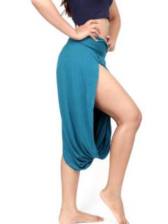 Pantaloni Hippie in tinta unita aperti ai lati, da acquistare all'ingrosso o dettaglio nella categoria Outlet Hippie Etnico Alternativo | ZAS Hippie Shop. [PAPN05P]