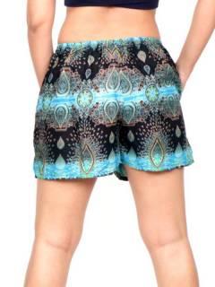 Pantalones Cortos Verano - Pantalón hippie corto PAPN06.