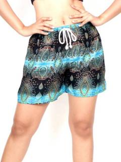 Ethnic printed shorts, to buy wholesale or detail in the Alternative Ethnic Decoration category. Incense and Displays | ZAS Hippie Store. [PAPN06]