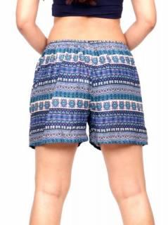 Pantalones Cortos Verano - Pantalón hippie corto PAPN08.