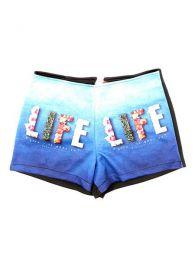Pantalones cortos estampados Mod Life