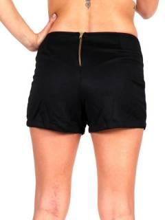 Outlet Ropa Hippie - Pantalones cortos estampados PAPO04.