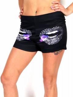 Pantalón corto estampados naif para comprar al por mayor o detalle  en la categoría de Outlet Hippie Etnico Alternativo | ZAS Tienda Hippie  [PAPO04] .