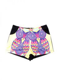 Pantalones cortos estampados Mod 137