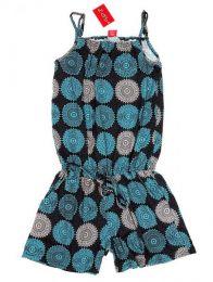 Combinaison courte imprimée Mandalas, à acheter en gros ou détail dans la catégorie Accessoires de mode Bohemian Hippie | ZAS. [PASN02]