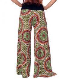 Pantalón amplio hippie detalle del producto