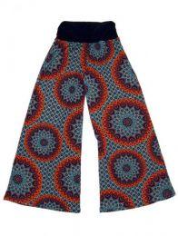 Pantalón amplio hippie Mod Gris
