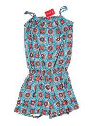 Pantalones Hippie Harem - Pantalón Mono hippie PASN14 - Modelo Azul