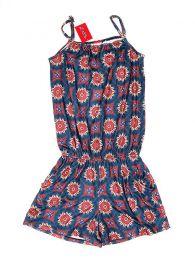 Hippie Harem Pants - Tuta corta stampata Mandala [PASN14] da acquistare all'ingrosso o dettaglio nella categoria Abbigliamento Hippie per Donna.