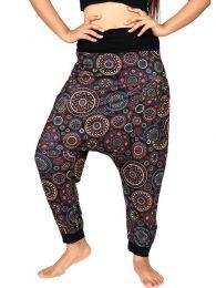 Pantalones Hippie Harem - Pantalón hippie tipo PASN17.