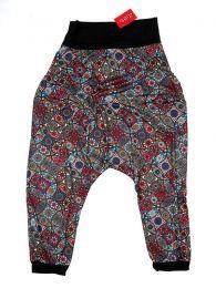 Pantalon hippie estampado mandalas PASN18 para comprar al por mayor o detalle  en la categoría de Complementos Hippies Alternativos.