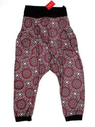 PASN21 mandala printed hippie trousers to buy wholesale or detail in the Alternative Ethnic Hippie Outlet category.