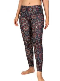 Pantalones Hippies Harem Boho - Pantalón hippie tipo PASN22.