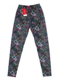 Pantalones Hippie Harem Boho - Pantalón hippie tipo PASN23 - Modelo Verde