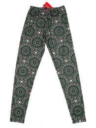 Pantalones Hippie Harem Boho - Pantalón hippie tipo PASN24 - Modelo Verde