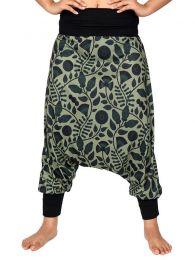 Pantalones Hippie Harem - Pantalón hippie tipo PASN30.