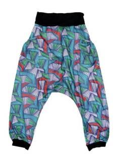 Pantalones Hippies Harem Yoga - Pantalón hippie tipo PASN31 - Modelo 211