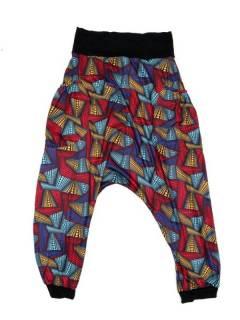 Pantalones Hippie Harem - Pantalón hippie tipo PASN31 - Modelo 213