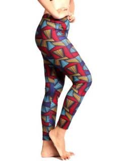 Pantalones Hippies Harem Yoga - Pantalón hippie tipo PASN32.